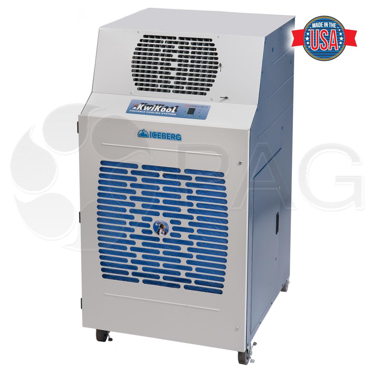KwiKool KWIB6021 and KWIB6023 and KWIB6043 Portable Air Conditioner