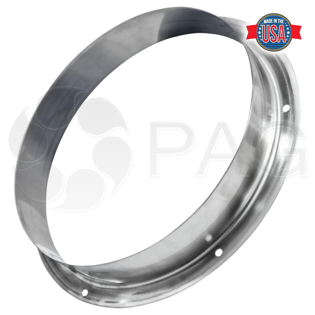 Stainless steel flange for KBIO and KBA and KBP machines