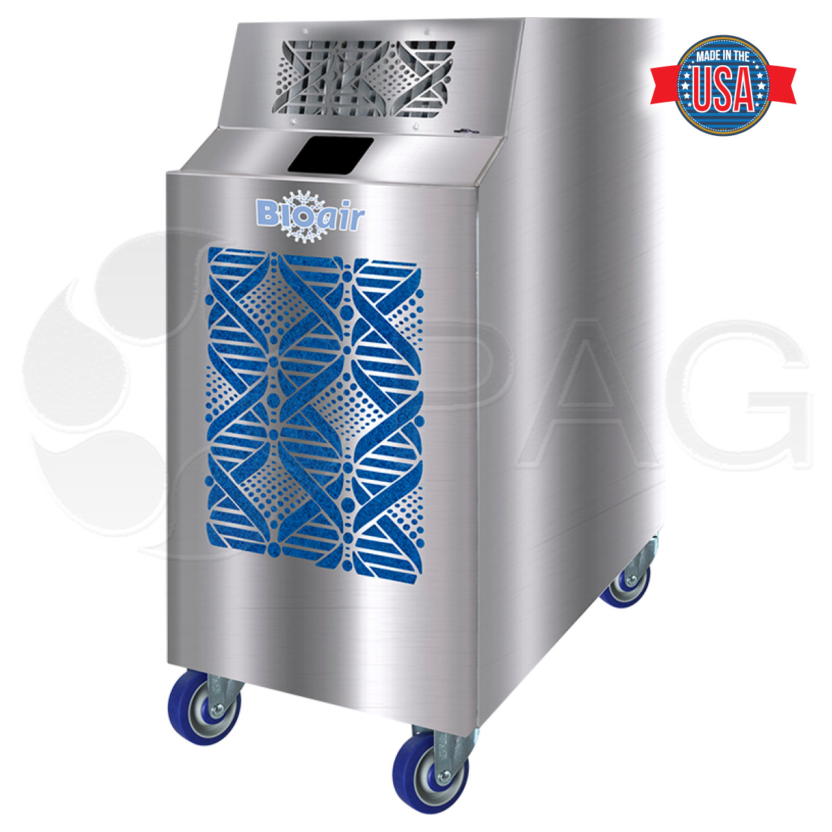 KwiKool Bioair 600 and 1000 CFM air scrubber