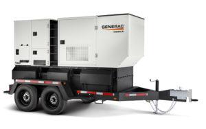 Generac Diesel or Gas Mobile Generator