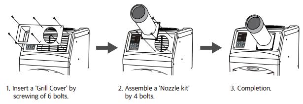 HSC-12 Accessories