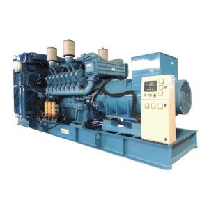 Grandwatt open type generator W series