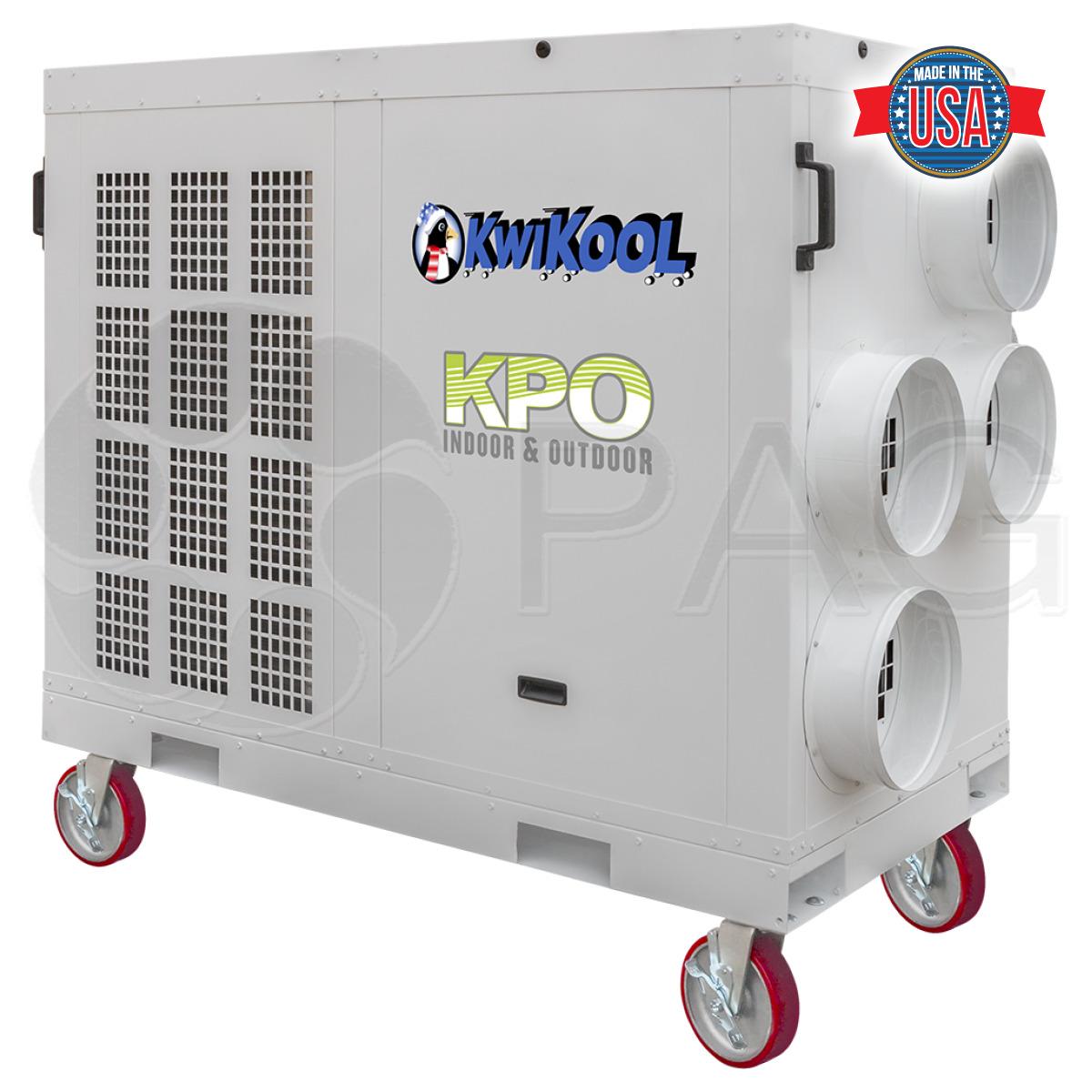KwiKool KPO12-43 indoor/outdoor portable air conditioner