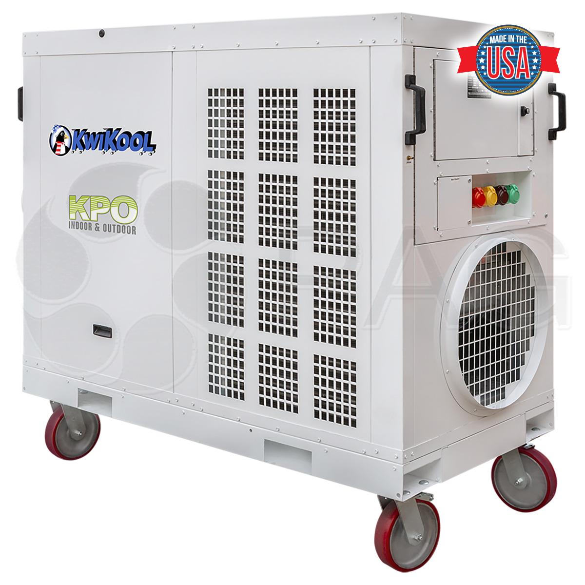 KwiKool KPO12-23 indoor/outdoor portable air conditioner