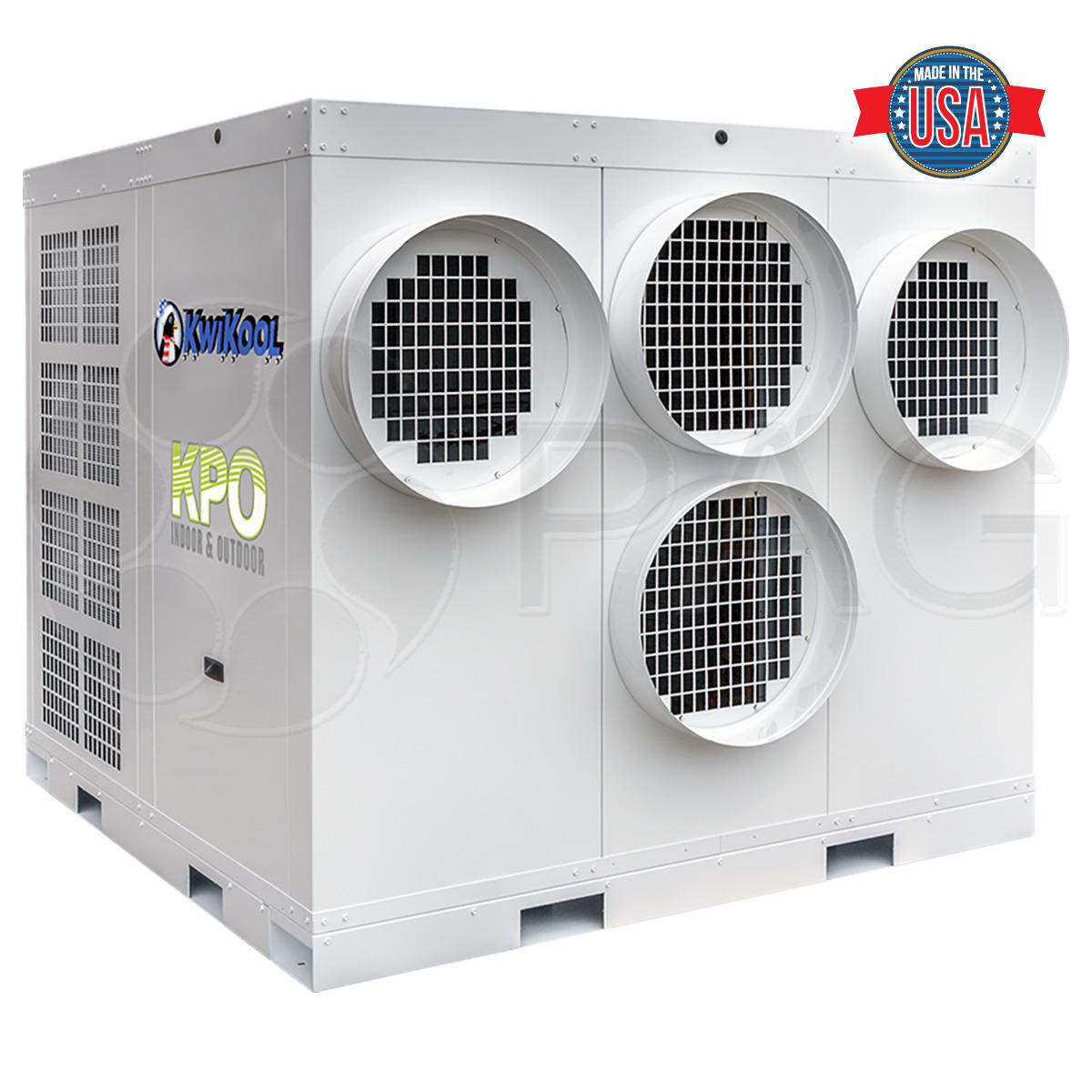 KwiKool KPO25-12 indoor/outdoor portable air conditioner
