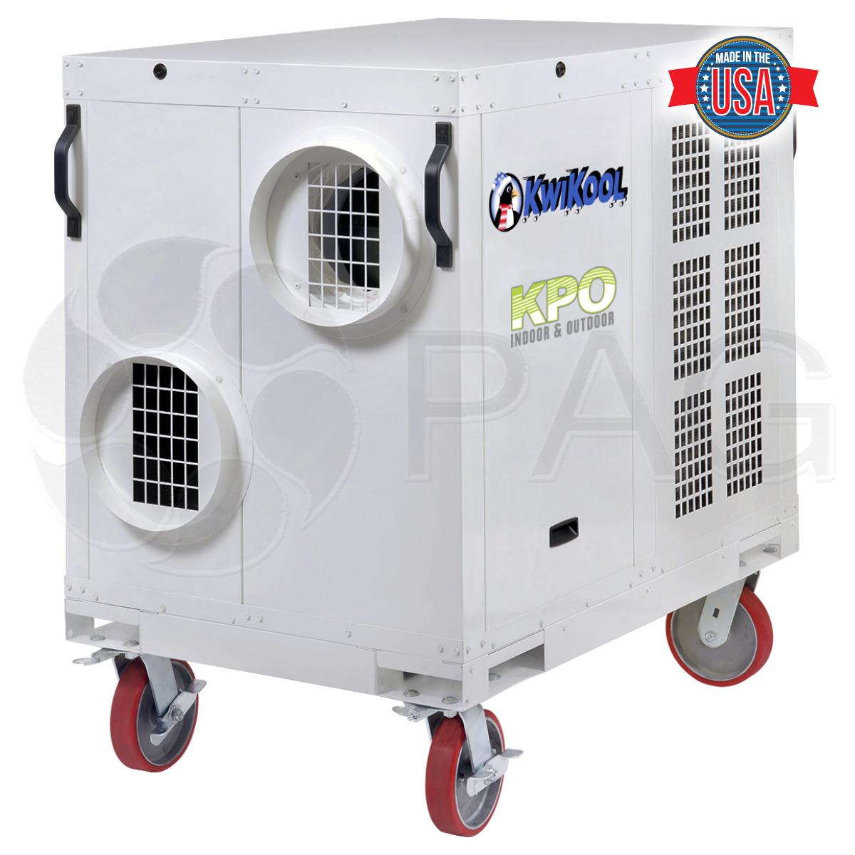 KwiKool KPO5-23 indoor/outdoor portable air conditioner