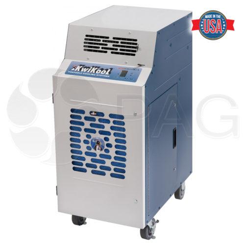 KwiKool KWIB1411 and KWIB1811 portable water-cooled spot cooler