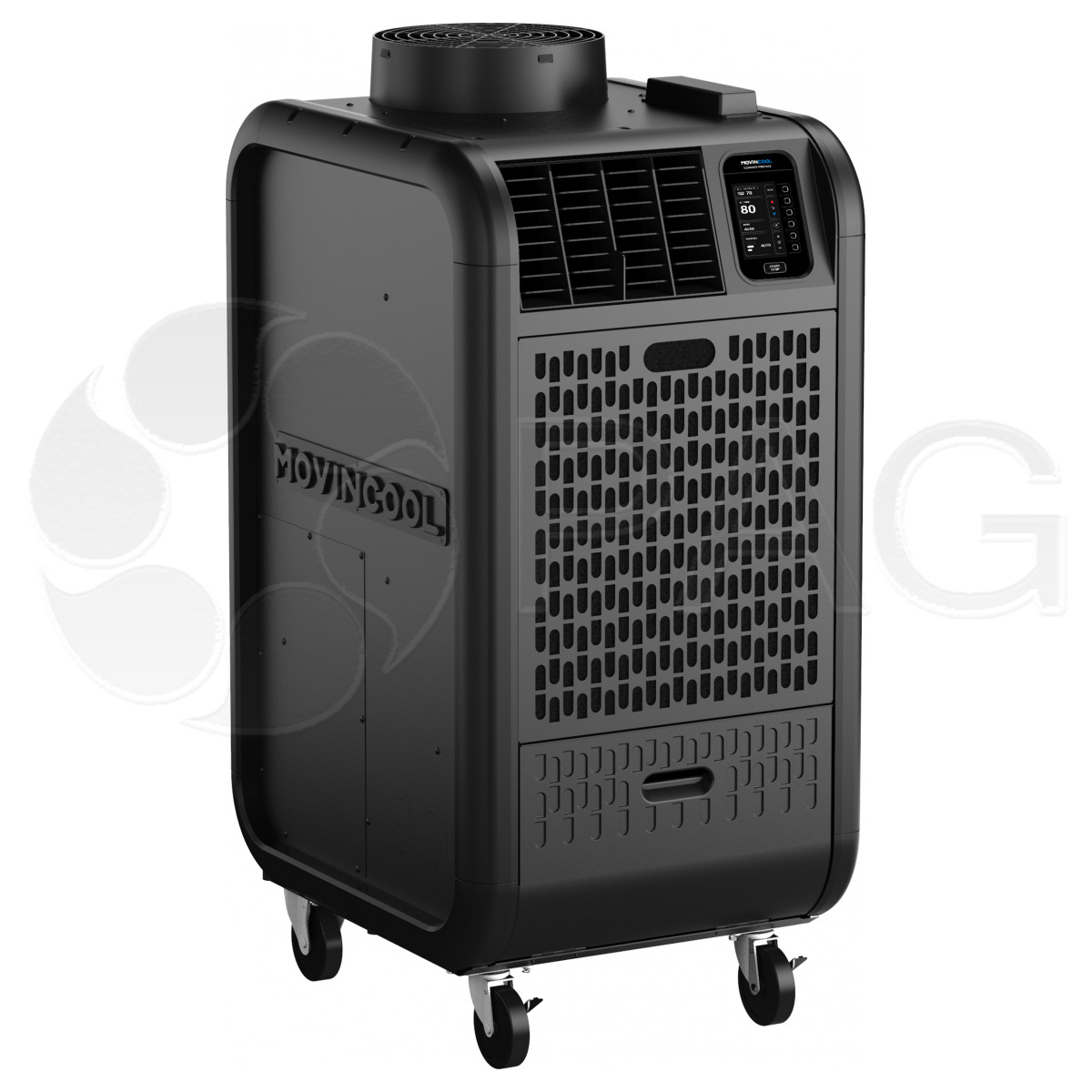 MovinCool-Climate-Pro-D12 industrial spot cooler
