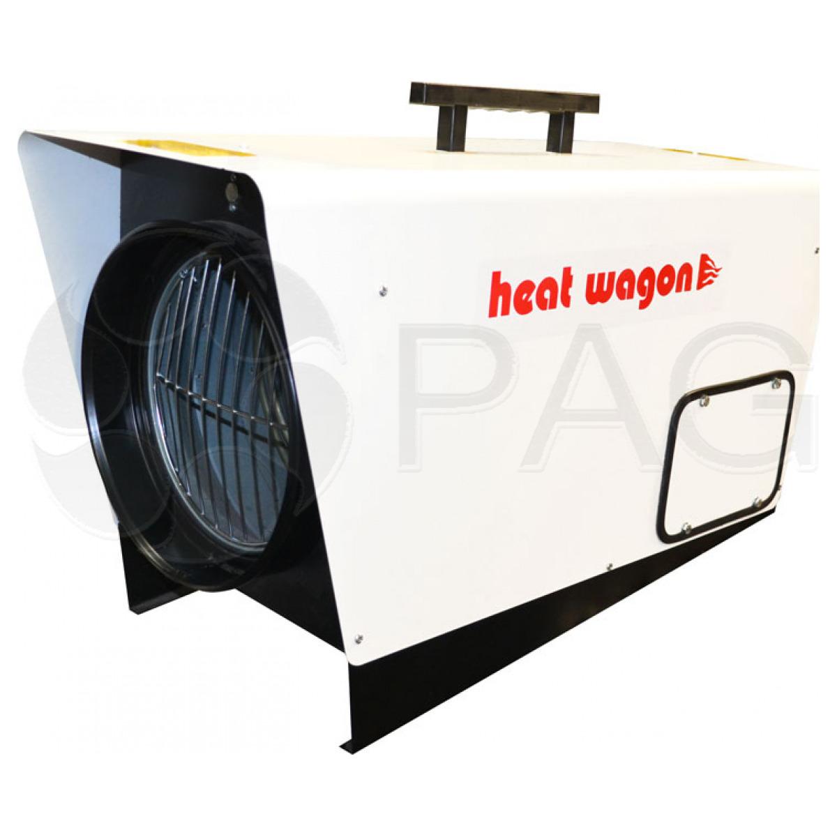 Heat Wagon P1800-1, P1800-3, P1800D - electric heater