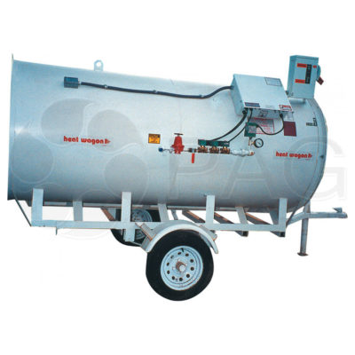 Heat Wagon 4210, 4215, 4220 - direct fire, dual fuel heater