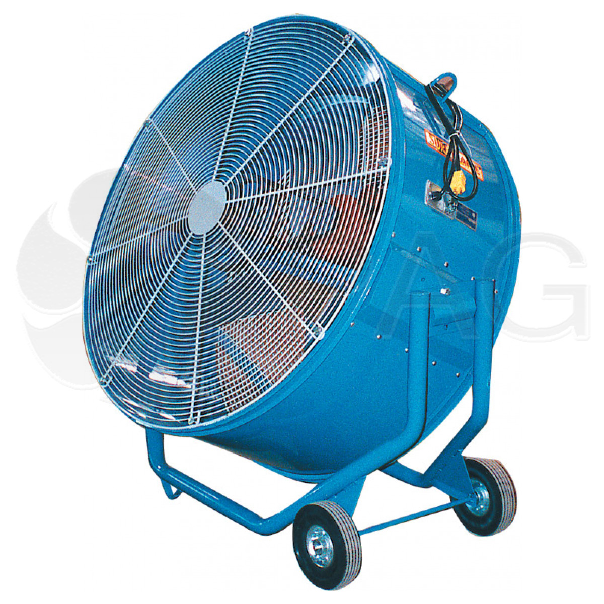 Heat Wagon FN42 - Adjusts to seven different airflow directions