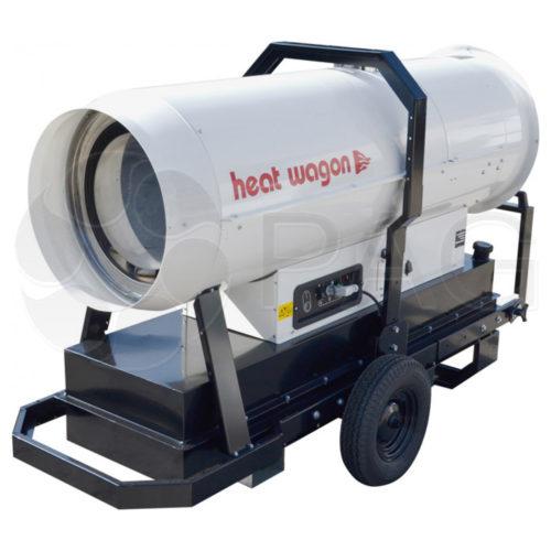 Heat Wagon HVF410HD - indirect fire heater, dual output
