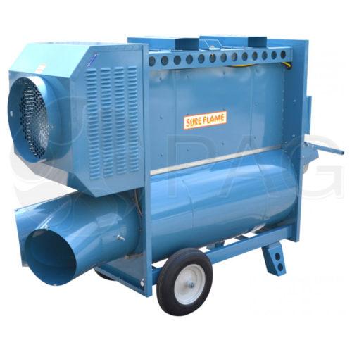 Heat Wagon IX405 - indirect fire, duel fuel heater