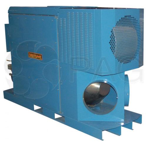 Heat Wagon IX800 - indirect fire, duel fuel heater