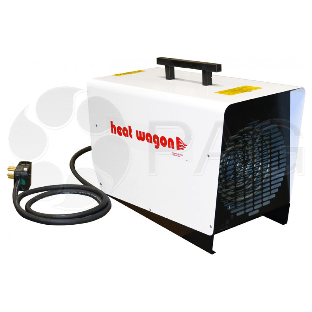 Heat Wagon P600 and P900 portable electric heater