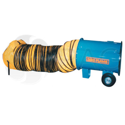 "Heat Wagon Sure Flame Explosion Proof 12"" Utility Blower Ub12e"