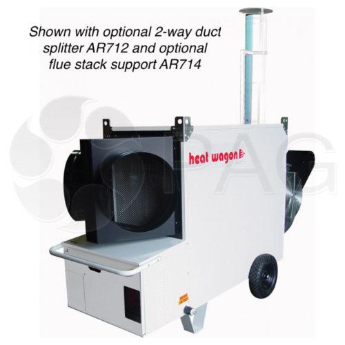 Heat Wagon VF700C - indirect fire heater