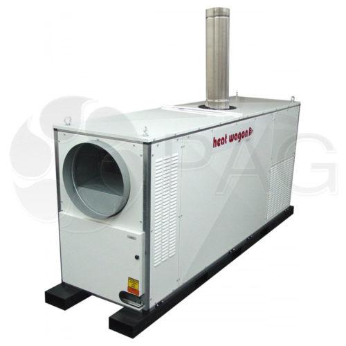 Heat Wagon VG1000 - indirect fire, duel fuel heater