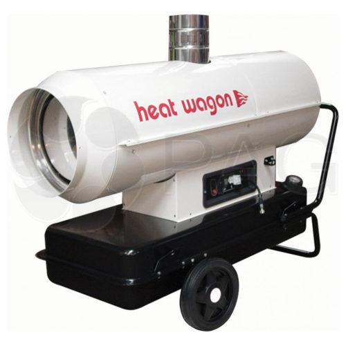 Heat Wagon HVF210 - indirect fire heater