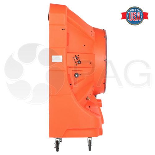 Portacool Hazard Location 260 portable evaporative cooler side view