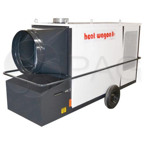 Heat Wagon VG600 - indirect fire, duel fuel heater