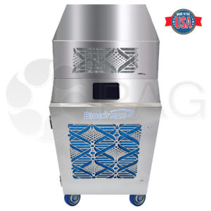 The Bioair MAX KBX600 KBX1000 KBX1800 Portable HEPA unit with UV-C lights and NPBI Technology!