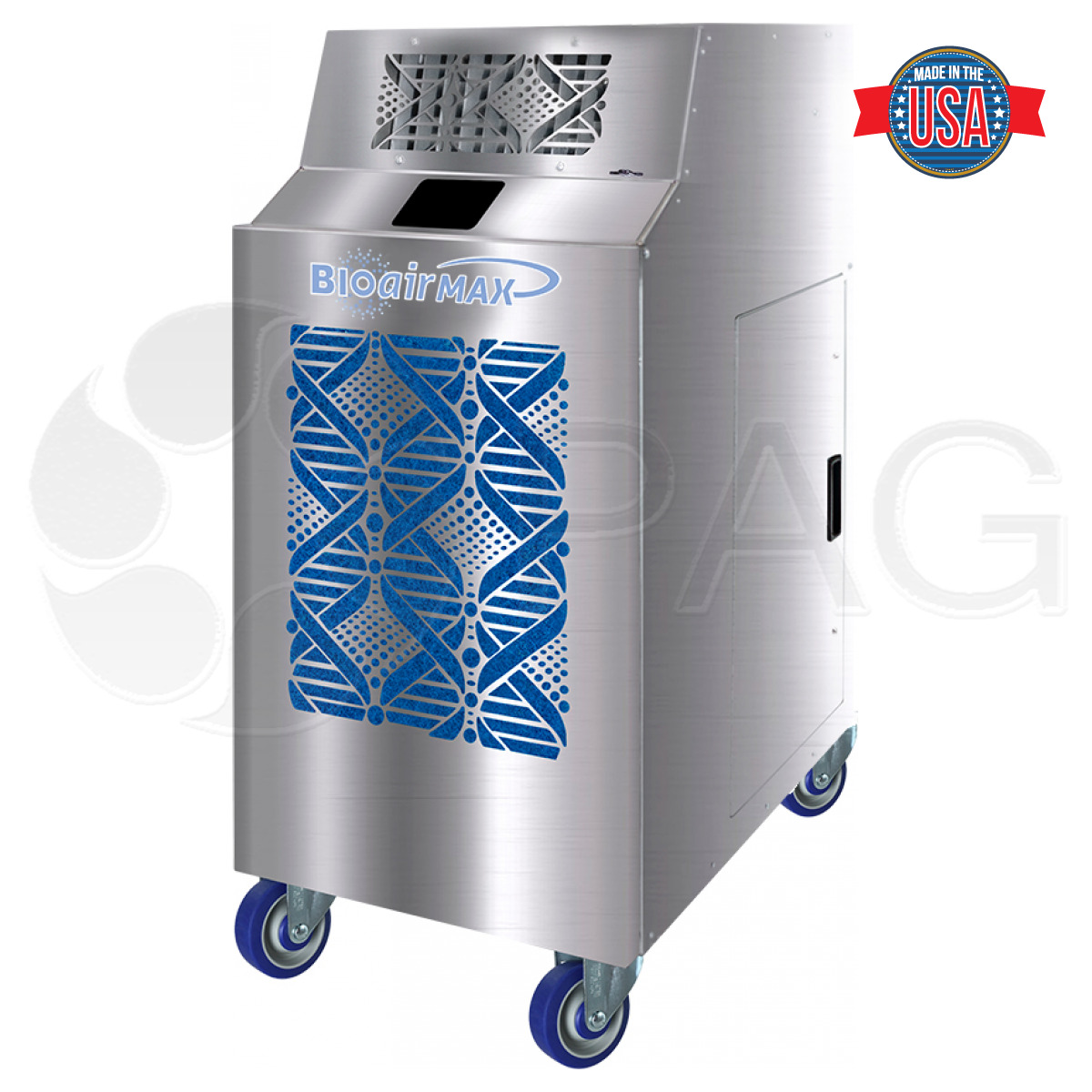 The Bioair MAX KBX600 KBX1000 KBX1800 Portable HEPA unit with UV-C lights and NPBI Technology!