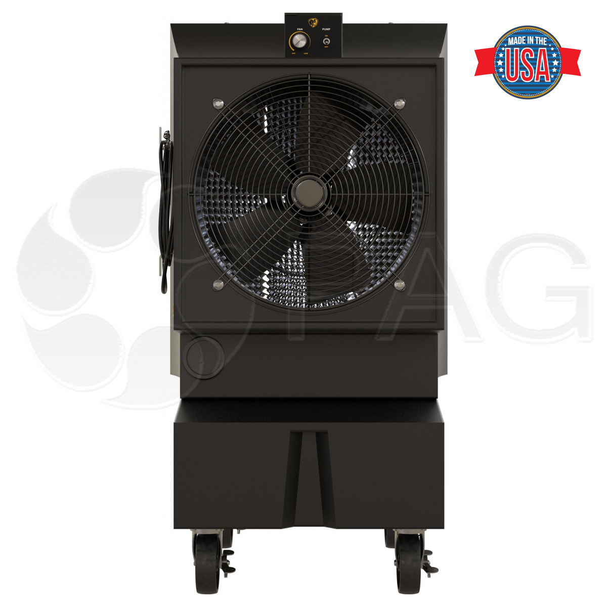 Big Ass Fans Cold Front 300 Evaporative Cooler front view
