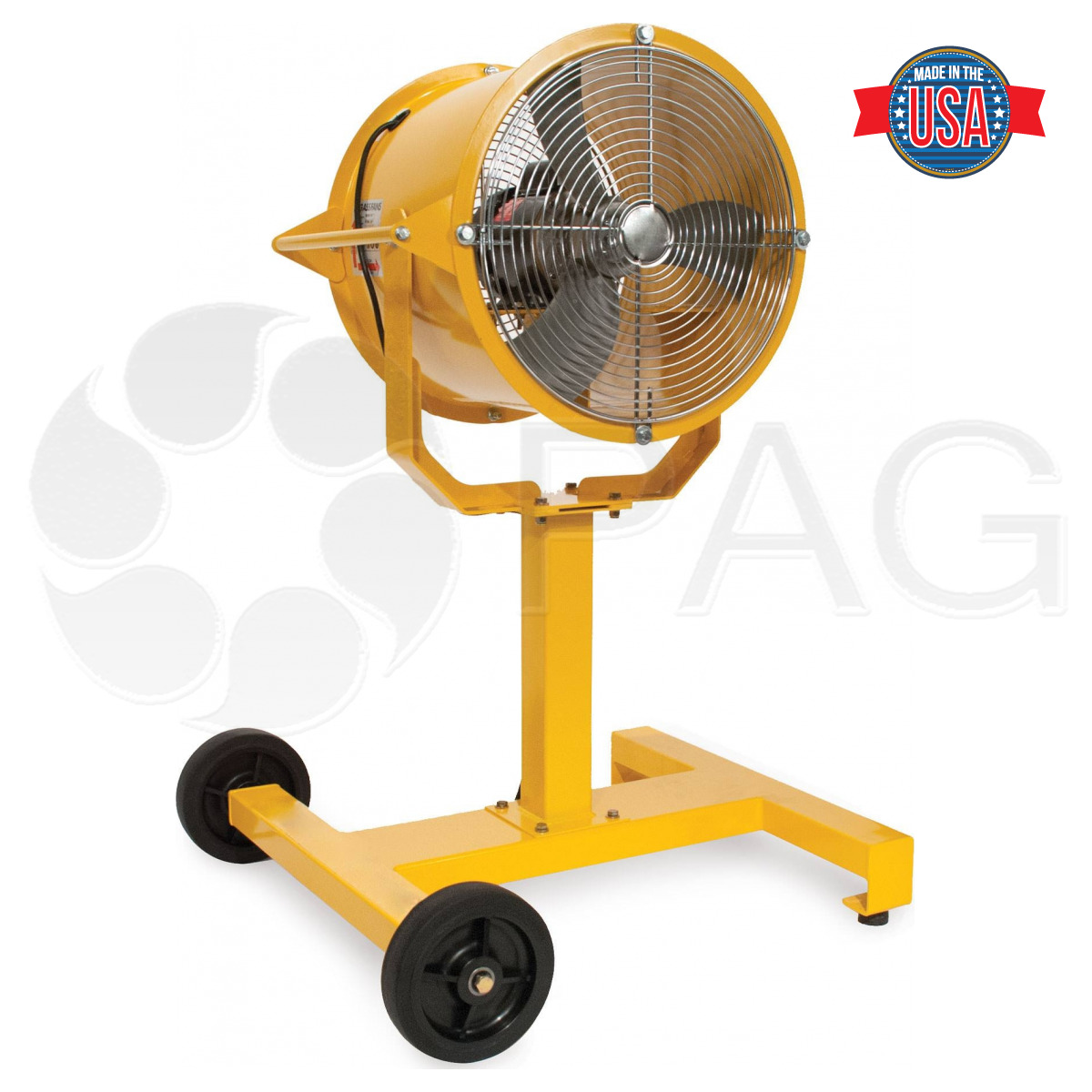 Big Ass Fans Sweat Bee portable 18-inch pedestal fan for indoor use